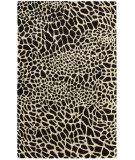 Nourison Skyland SKY-06 Black-Ivory Area Rug