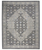 Nourison Starry Nights STN11 Grey - Blue Area Rug