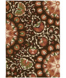 Nourison Suzani Suz02 Brown Area Rug