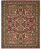 Nourison Timeless Tml15 Red Area Rug