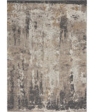 Nourison Tangra TNR05 Cream Grey Area Rug