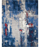 Nourison Twilight Twi20 Gray - Blue Area Rug