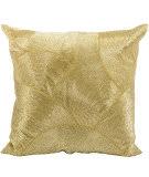 Nourison Pillows Luminescence V5023 Gold