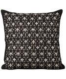 Nourison Pillows Luminescence W8919 Black