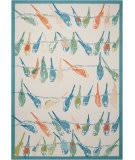 Nourison Wav01/Sun And Shade Snd52 Multicolor Area Rug