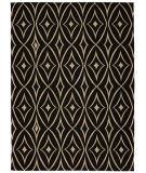 Nourison Color Motion Wcm05 Black Area Rug