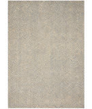 Nourison Modern Deco Mdc03 Light Blue - Ivory Area Rug