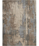 Kathy Ireland Moroccan Celebration Ki386 Grey - Beige Area Rug