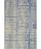 Nourison Symmetry Smm04 Blue - Grey Area Rug