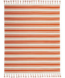Nourison Solano Sln01 Ivory - Orange Area Rug