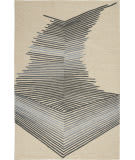 Nourison Symmetry Smm06 Ivory - Grey Area Rug