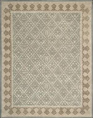 Nourison Symphony SYM-01 Light Green Area Rug