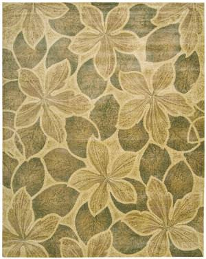 Nourison Chambord CM-14 Light Gold Area Rug