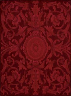 Nourison Moda MOD-05 Ruby Area Rug
