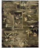 Nourison Reflections RF-03 Black Area Rug