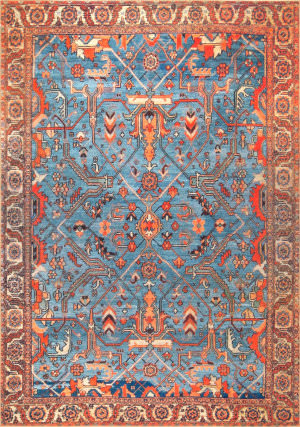 Nuloom Persian Yasmine Multi Area Rug