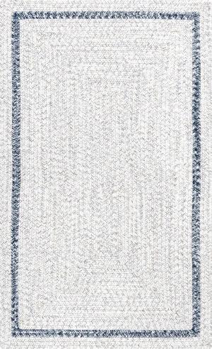 Nuloom Indoor/Outdoor Jestine Grey Area Rug