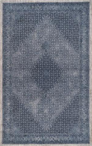 Nuloom Florentine Handmade Dark Blue Area Rug