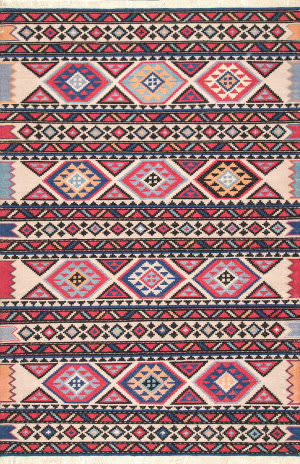 Nuloom Portia Tribal Red Area Rug