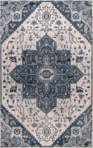 Nuloom Dorene Handmade Blue Area Rug