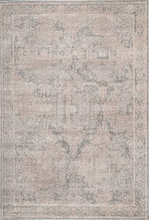 Famous Maker Traditional Cheryl Beige Area Rug