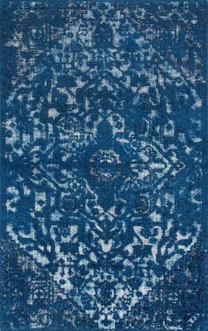 Nuloom Vintage Gwyneth Blue Area Rug