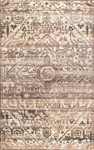 Nuloom Vintage Gwyneth Brown Area Rug