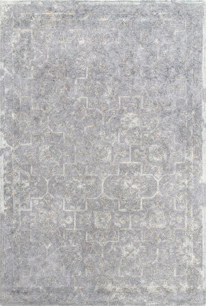 Nuloom Griffis Floral Trellis Dark Grey Area Rug