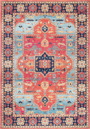 Nuloom Tenesha Tribal Multi Area Rug