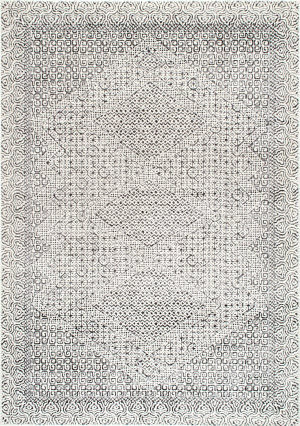 Nuloom Vintage Exie Light Grey Area Rug