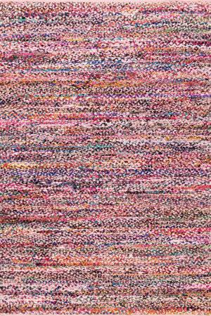 Nuloom Slaton Braided Pink Area Rug