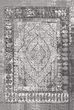 Nuloom Vintage Laplante Grey Area Rug