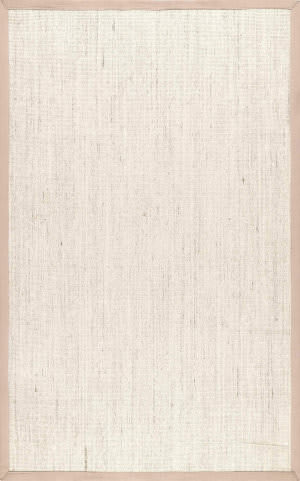 Nuloom Bordered Maryjo Beige Area Rug