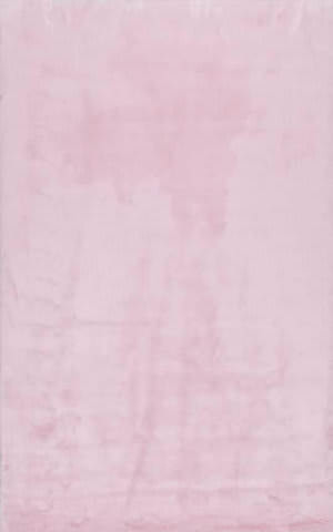 Nuloom Cloud Shag Pink Area Rug