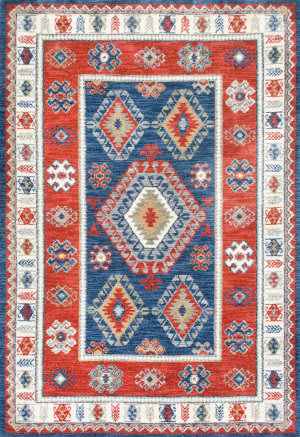 Nuloom Tribal Shavonda Multi Area Rug