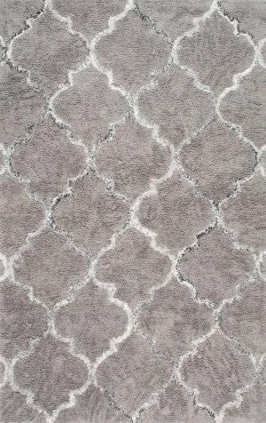 Nuloom Handmade Vanna Grey Area Rug