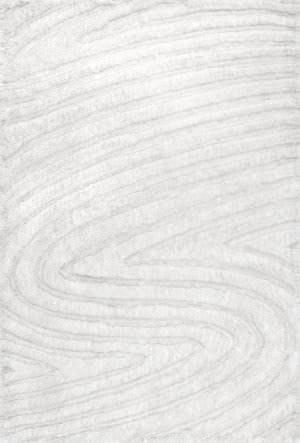Nuloom Isabel Handmade Off White Area Rug