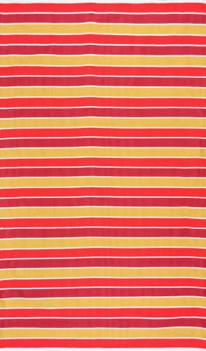 Nuloom Flatweave Kenton Stripes Sunset Area Rug