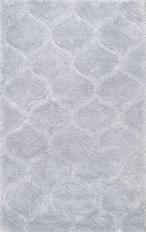 Nuloom Shaggy Elsie Grey Area Rug