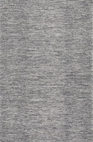 Nuloom Hand Woven Wisniewski Grey Area Rug