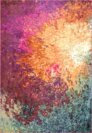 Nuloom Donya Abstract Multi Area Rug