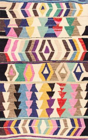 Nuloom Hand Tufted Ofelia Multi Area Rug