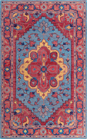 Nuloom  181080 Red Area Rug