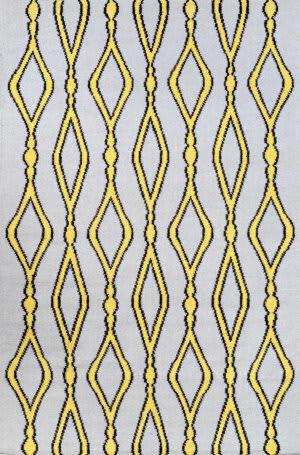 Nuloom Flatweave Wanda Gold Area Rug
