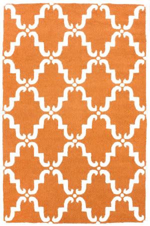 Nuloom Hand Tufted Divina Pumpkin Area Rug