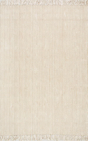 Nuloom Hand Woven Don Natural Area Rug