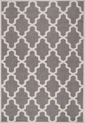 Nuloom Machine Made Gina Grey Area Rug
