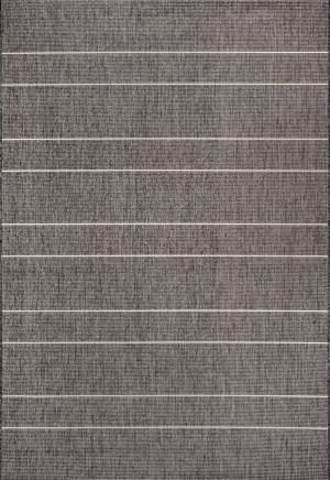 Nuloom Alaina Outdoor Grey Area Rug