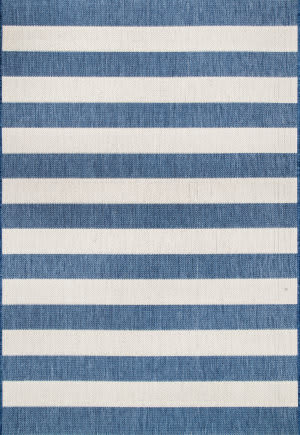 Nuloom Alexis Outdoor Blue Area Rug