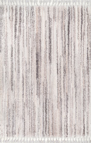 Nuloom Tasia Ombre Grey Area Rug